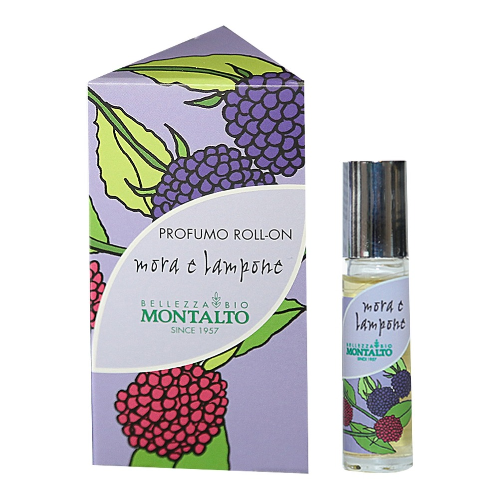 Montalto Parfém Roll-On OSTRUŽINA & MALINA 8 ml