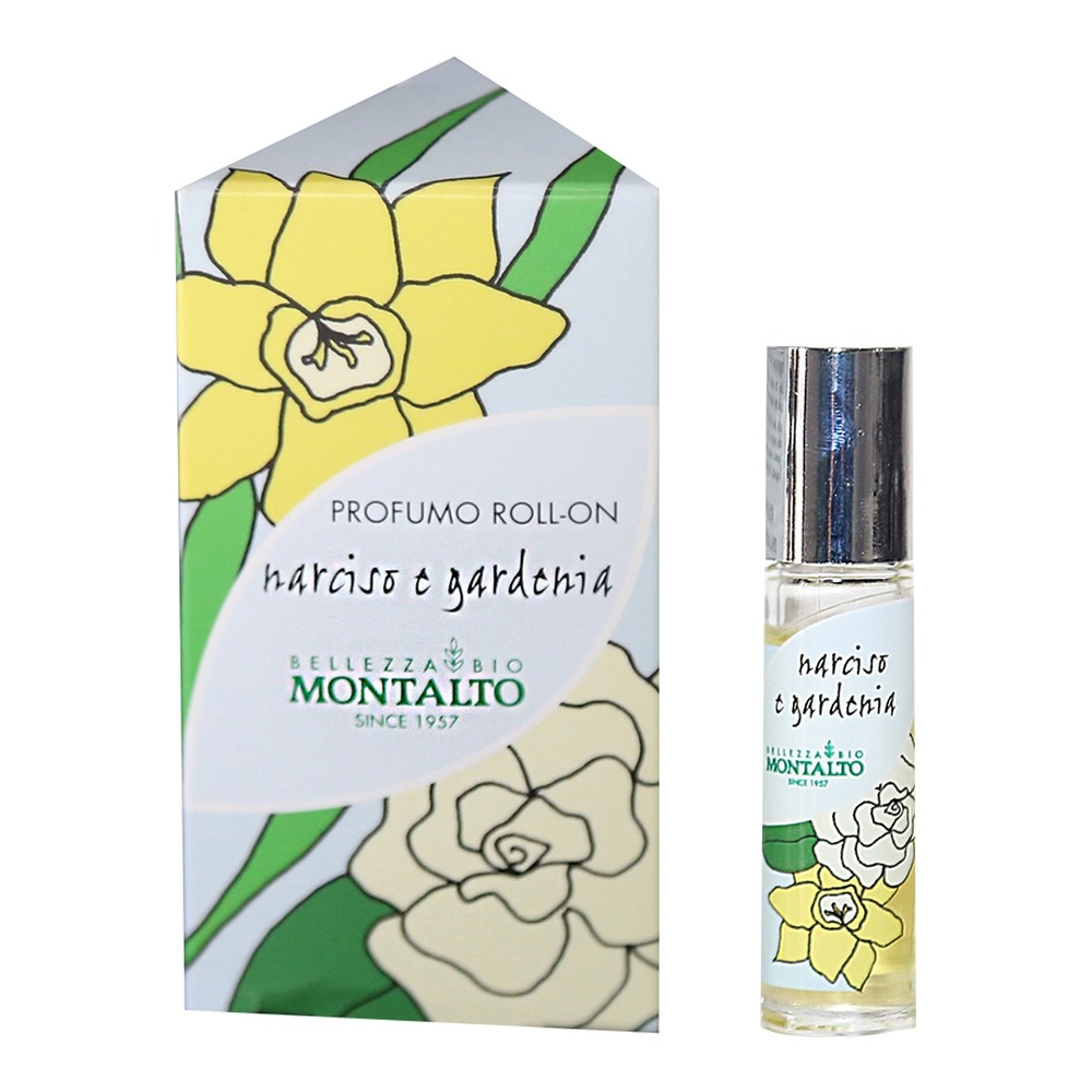 Montalto Parfém Roll-On NARCIS & GARDÉNIE 8 ml