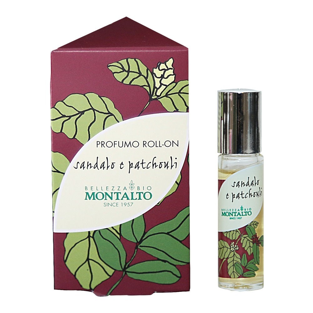 Montalto Parfém Roll-On SANTAL & PAČULI 8 ml